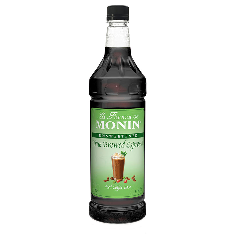 Monin Unsweetened True Brewed Espresso 1000 mL