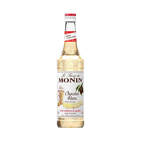 Monin White Chocolate Syrup 750 mL
