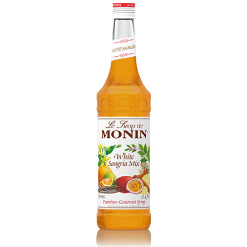 Monin White Sangria Syrup 750 mL