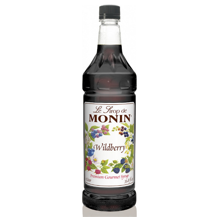 Monin Wildberry Syrup 1000 mL