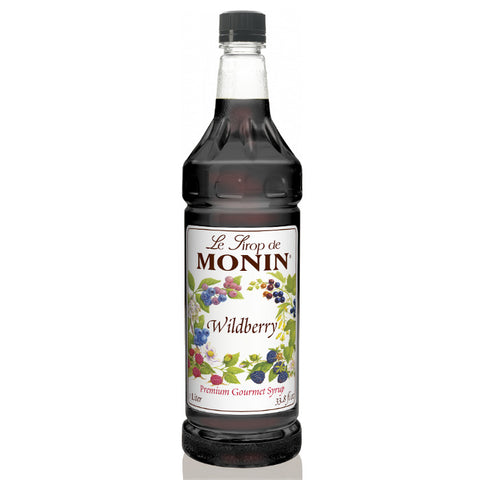 Monin Macadamia Nut Syrup 750 mL