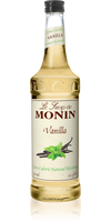 Monin Zero Calorie Raspberry Syrup 750 mL
