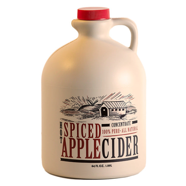 Mountain Cider All Natural Spiced Apple 64 oz