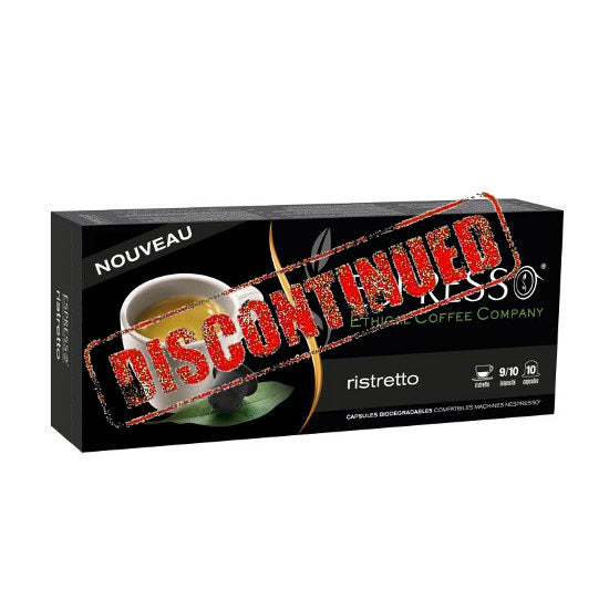 Ethical Coffee Ristretto 50ct