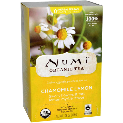 Numi Breakfast Blend Tea 18ct