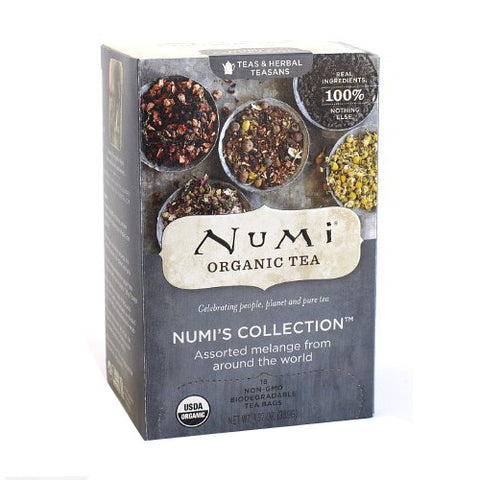 Numi Green Rooibos Tea 18ct