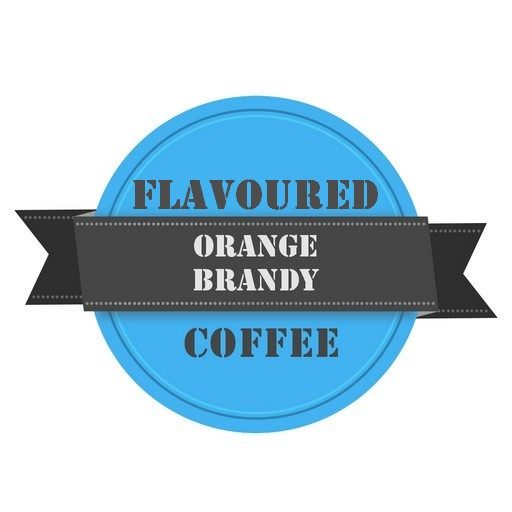 Orange Brandy Flavoured Coffee