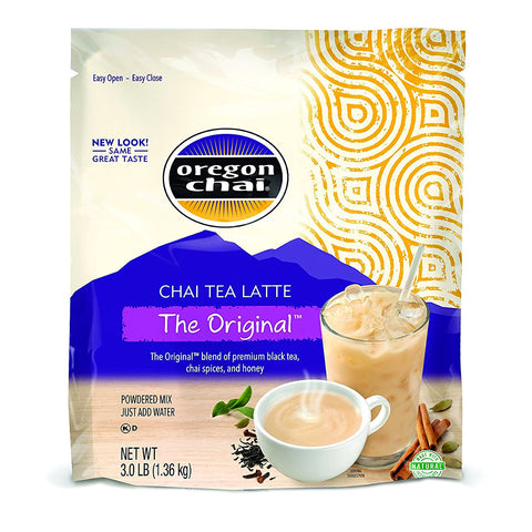 Oregon Salted Caramel Chai Tea 946 mL