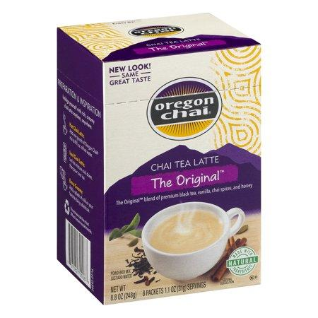 Oregon Chai Tea Vanilla 8ct