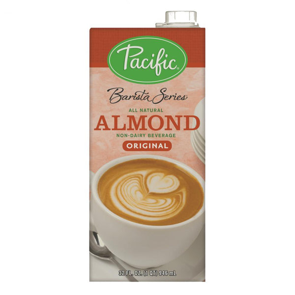 Pacific Barista Almond Milk 32 oz