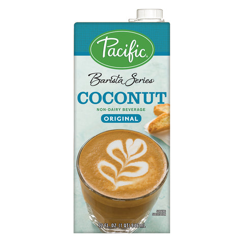 Pacific Barista Oat Milk 32 oz