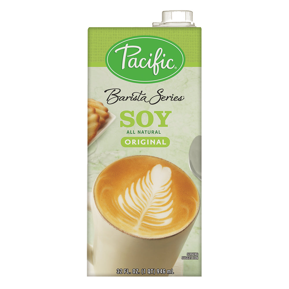 Pacific Barista Original Soy Milk 32 oz