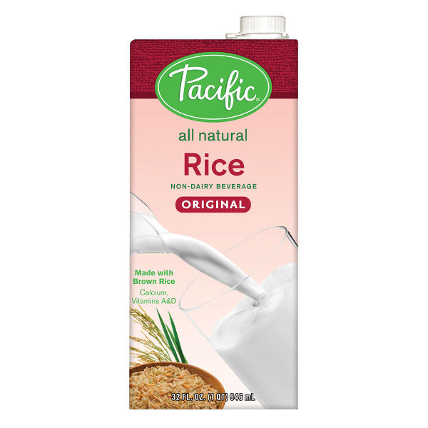 Pacific Barista Rice Milk 32 oz