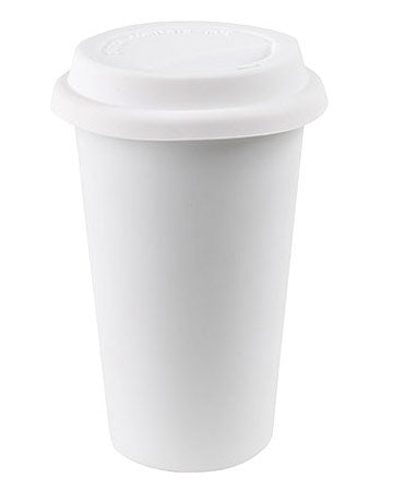 12 oz White Paper Cup 1000ct