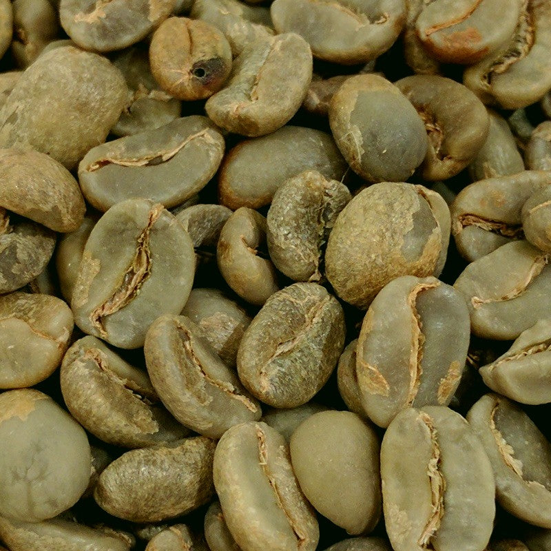 Peru Organic Green Coffee