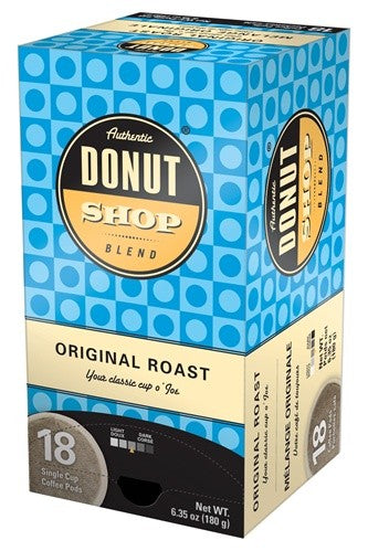 Reunion Island Donut Shop Blend Pods 18ct