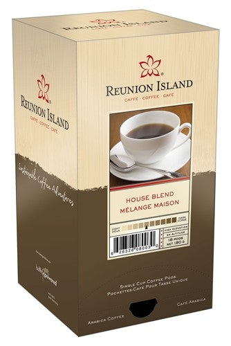 Reunion Island House Blend Pods 18ct