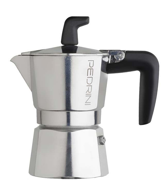 Stove Top Moka Pot Espresso Maker 3 Cup