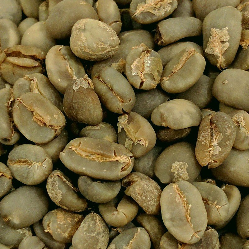 Sumatra Organic Green Coffee