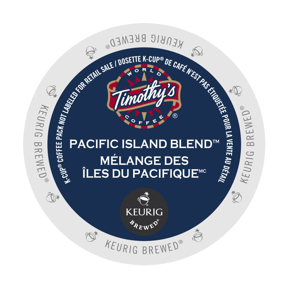 Timothys Pacific Island Blend 96 ct