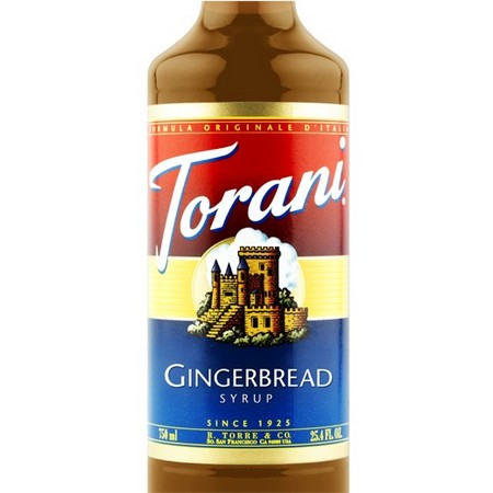 Torani Gingerbread Syrup 750 mL