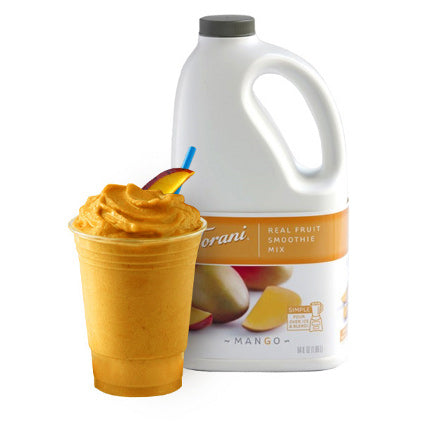 Torani Mango Real Fruit Smoothie Mix 64 oz