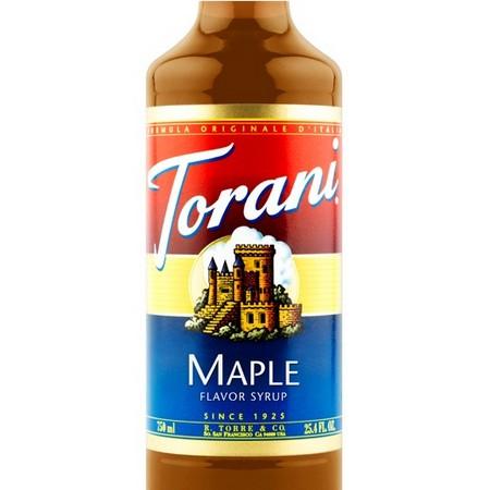 Torani Maple Syrup 750 mL