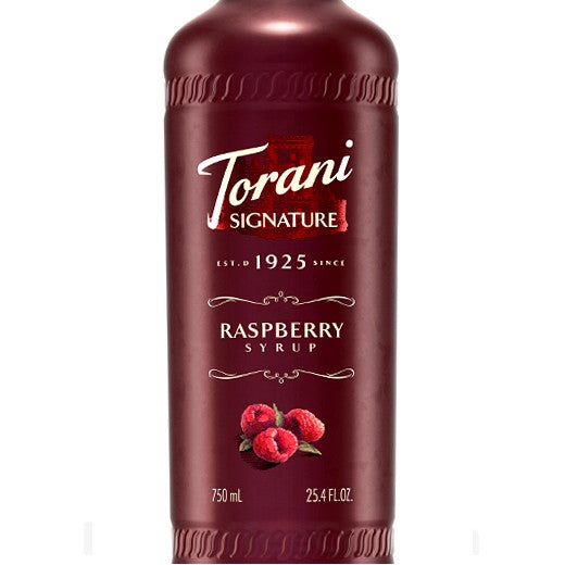 Raspberry Signature Syrup 750 mL