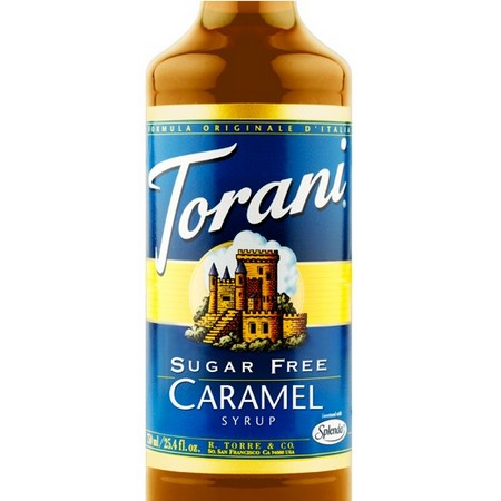 Torani Sugar Free Gingerbread Syrup 750 mL