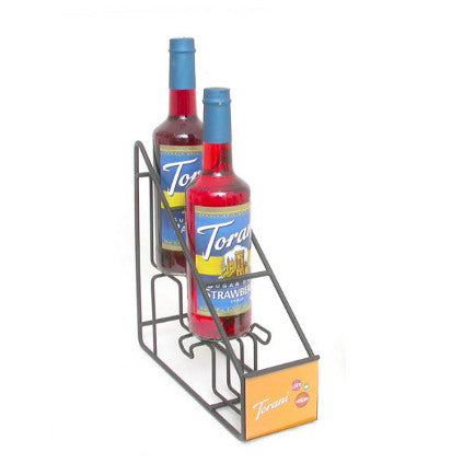 Torani Syrup 3 Bottle Rack