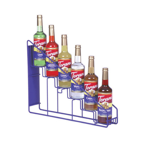 Torani Syrup 6 Bottle Rack