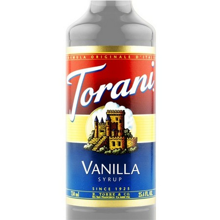 Torani Coffee Flavoured Syrup 750 mL