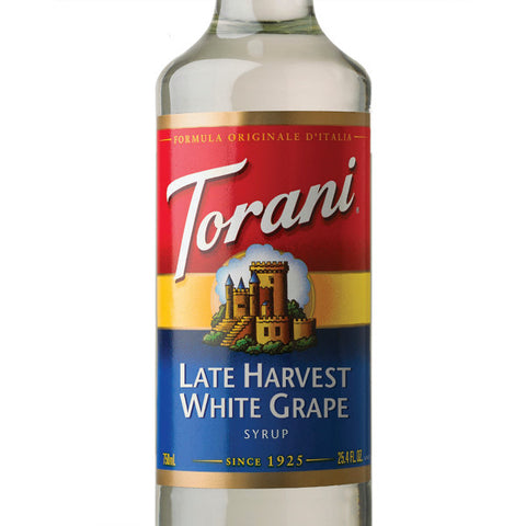 Torani French Vanilla Syrup 750 mL