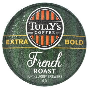 Tullys French Roast 96 ct