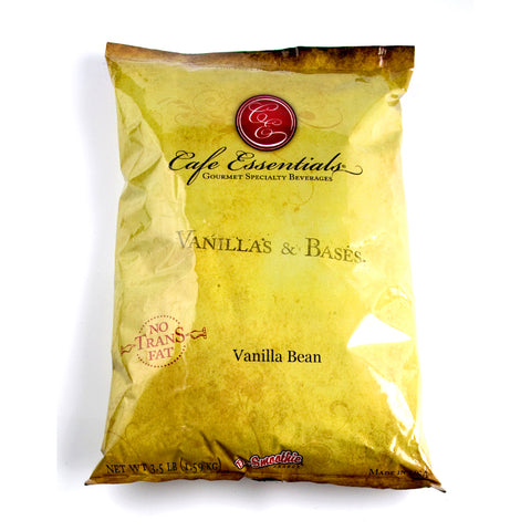 Vanilla Cream Frappe Mix 3.5 lb