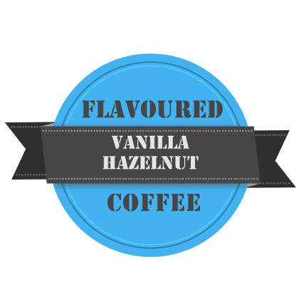 Vanilla Hazelnut Decaf Flavoured Coffee