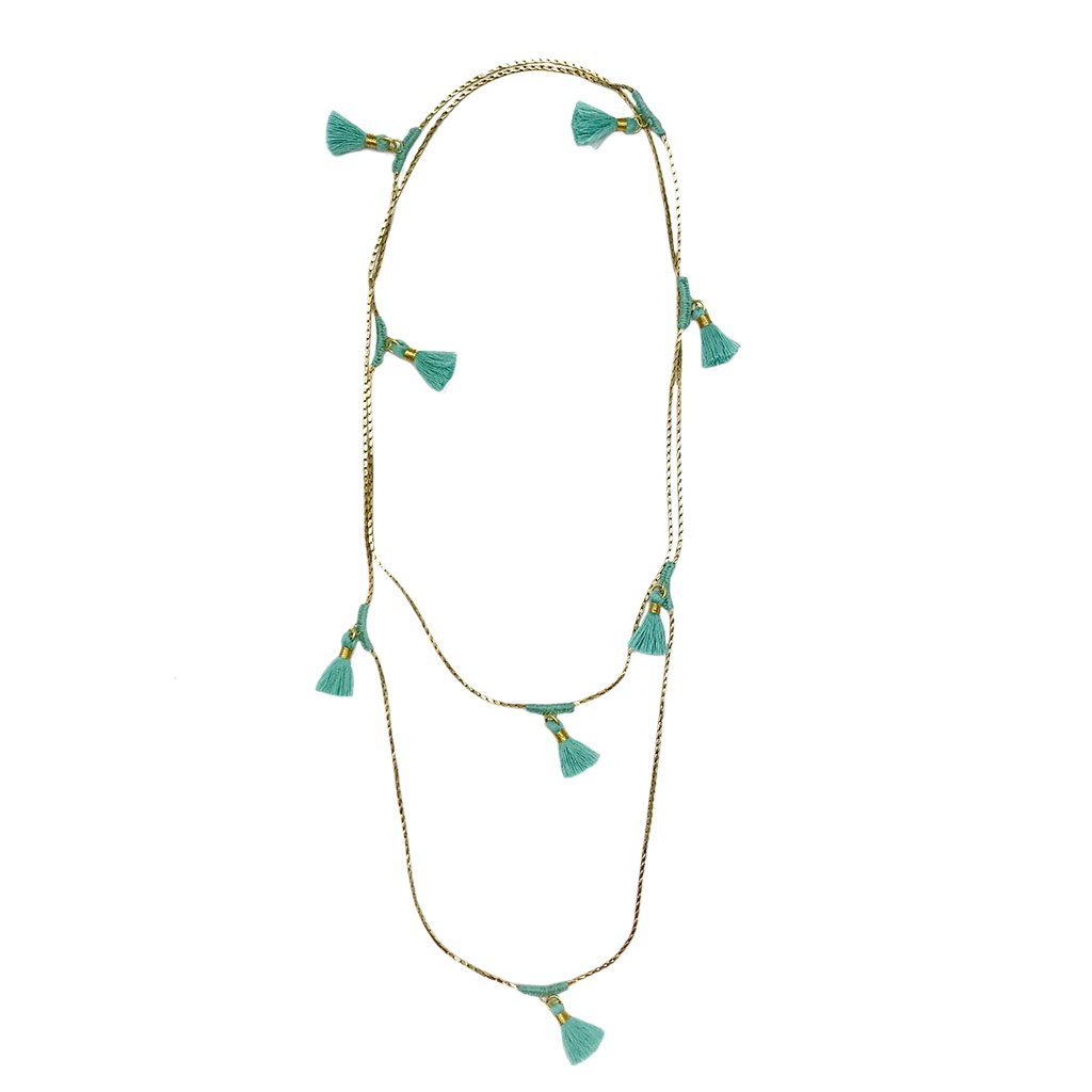 Ananya Tassel Necklace