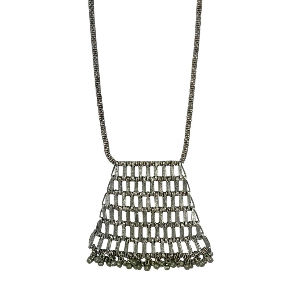 Katha Pyramid Necklace