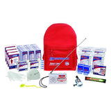 QuakeKare Deluxe Backpack Survival Kit