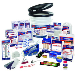 Ultimate Deluxe Home Survival Kit