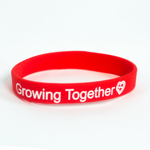 Growing Together Wristband