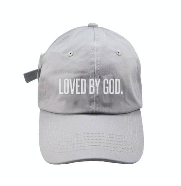 Loved by God Dad Hat