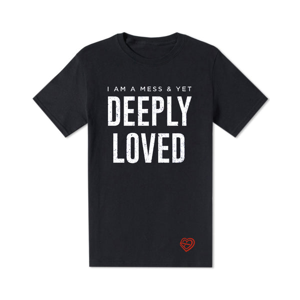 Deeply Loved  Tee