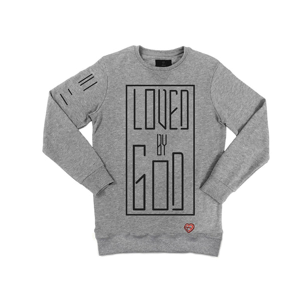 Loved by God Crewneck