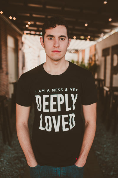 Deeply Loved Scoop Tee