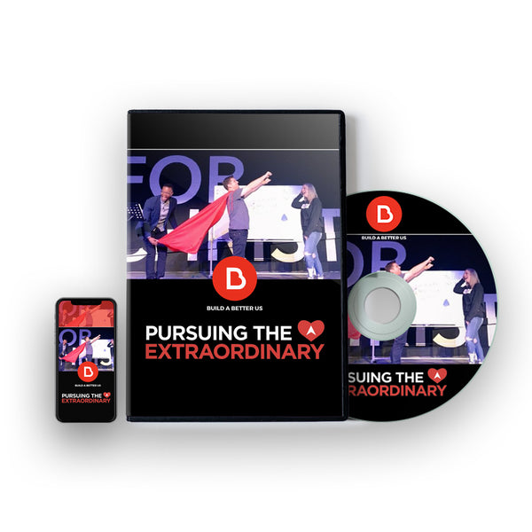 Pursing The Extraordinary (Conference DVD & MP3)