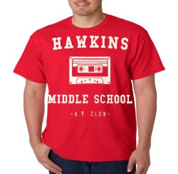 Hawkins Middle School T-Shirt