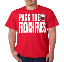 Jersey Shore Pass The French Fries T-Shirt
