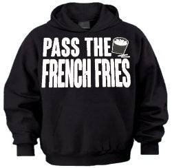 Jersey Shore Pass The French Fries Hoodie