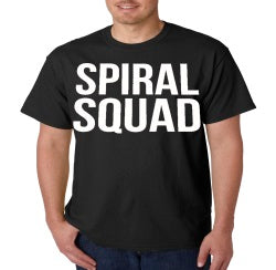 Jersey Shore Spiral Squad T-Shirt